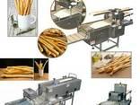 Производство хлебных палочек гриссини - фото 1