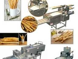 Производство хлебных палочек гриссини