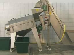 Линия для производства сока прямого отжима 500л/час и более