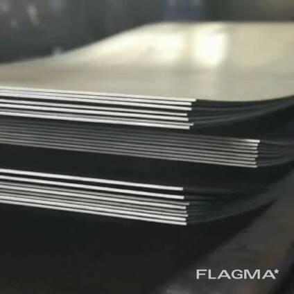 Лист 1500x6000x12 mm Cт3сп5