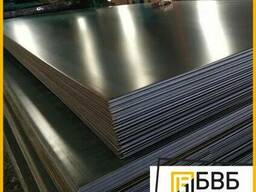 Лист алюминиевый от 0,1 до 300 мм