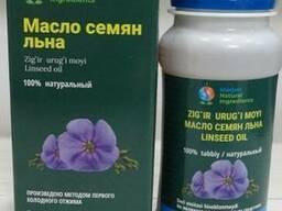 Льняное масло 100мл