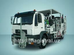 MAN - Дорожноразметочная машина CLA 16.220 4x2 BB