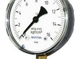 Манометры, термометры, манотермометры всех видов