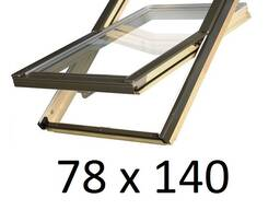 Мансардные окна купить в Узбекистане из Польши 78х140 см