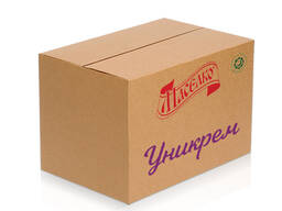 Маргарин столовый твердый «Уникрем» 82%