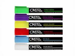 Маркер меловой на водной основе CRETA 5