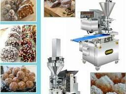 Машины для формования изделий с начинкой