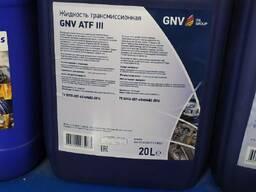 Масло для автоматических трансмиссий GNV ATF III