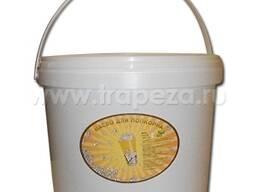Масло для попкорна желтое в пластиковых ведрах, 7. 56