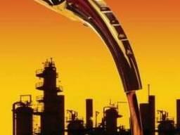 Масло индустриальное торговых марок Shell, Hyundai, Total
