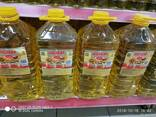 Масло Подсолнечное 0,9 и 5 литров (РДВ) - фото 4