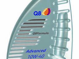 Масло Q8Oils 10w40 Advanced 4 литра
