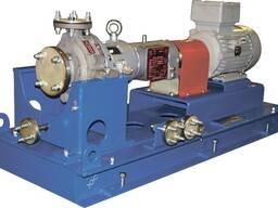 Металлические электронасосные агрегаты серии АХ