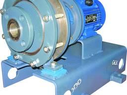 Металлические моноблочные электронасосные агрегаты серии АХМ