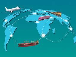 Международные перевозки полных и сборных грузов по Европе и Азии