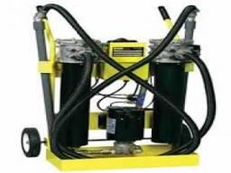 MFH-1000 передвижная фильтрационная тележка