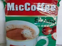 Miccoffee 3в1 20 гр со вкусом Лесной Орех