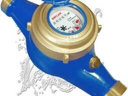 Многоструйный счётчик холодной воды TK-5С DN 40