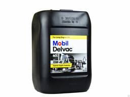 Mobil Delvac MX 15W-40, 20л Дизельное масло