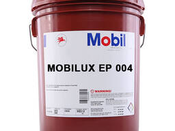 Смазка Mobilux EP 004 - NLGI 00 (18 кг. )
