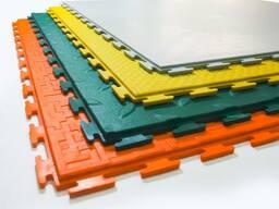 Модульные напольные покрытия