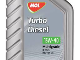 Минеральное моторное маслоMOL Turbo Diesel 15W-40