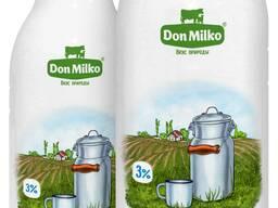 Молоко 2%