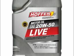 "Моторное масло Hoffen1 ""Live"" sae 20w-50 api sf/cc"