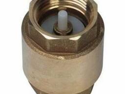 Муфтовый пружинный клапан (Франция)