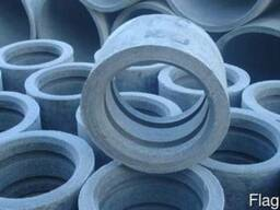 Муфты асбестовые хризотилцементные диаметры от 100 до300