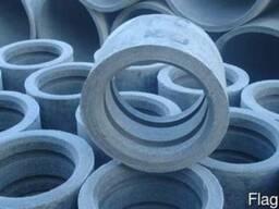 Муфты асбестовые (хризотилцементные) диаметры от 100 до 300