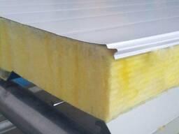 Наполнитель для сендвич-панелей. плотность: 55кг/м3