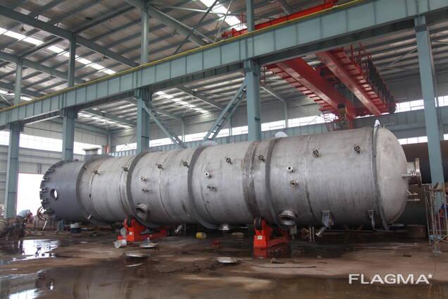 Напорные емкости, сосуды, резервуары, реакторы, башни