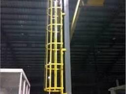 Наружные и пожарные лестницы