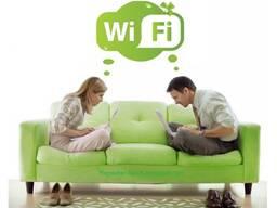 Настройка Интернета Wi-Fi, Установка Windows с выездом