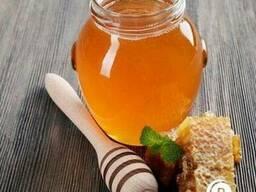 Natural honey. Натуральный мёд