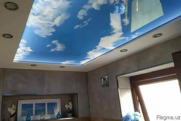 Натяжные потолки в Ташкенте