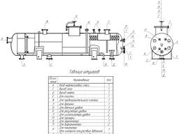 Нефтегазовый сепаратор