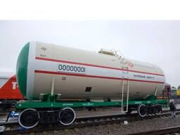 Нераф соевое масло ЖД цистерна Казахстан