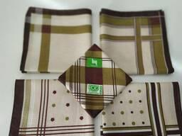 Носовые платочки из 100% хлопка