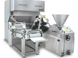 Оборудование для обработки теста (дополнительно для печей)
