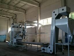 Оборудование для очистки бобовых (фасоль, маш, нут)