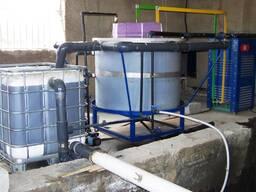 Оборудование для производства гипохлорита натрия (хлораторы)