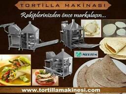 Оборудование для производства лаваша и ролла (тортилья)из ТР