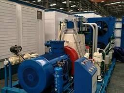 Оборудование (компрессор и т.д.) для метан заправок (АГНКС)