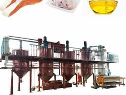 Оборудование по производству пищевого, технического и кормового животного жира