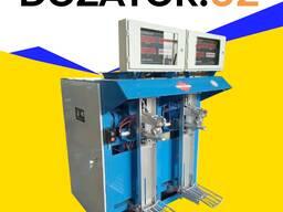 Оборудование упаковки и фасовки цемента в мешках (дозатор)