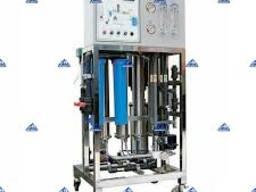 Обратный осмос промышленная водоподготовка