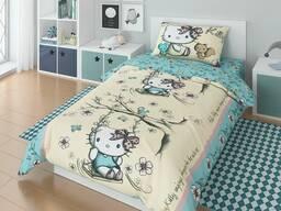 Односпальное постельное белье. Бамбук